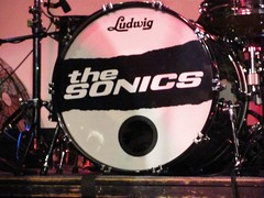 The Sonics, Barrence Whitfield, Muck & the Mires