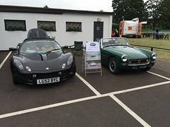 Borehamwood Classic Car Show 20Jun15