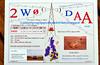 2W0DAA / Mobile Red Wharf Bay Beach My Qsl Card