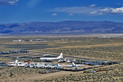 Aircraft compound