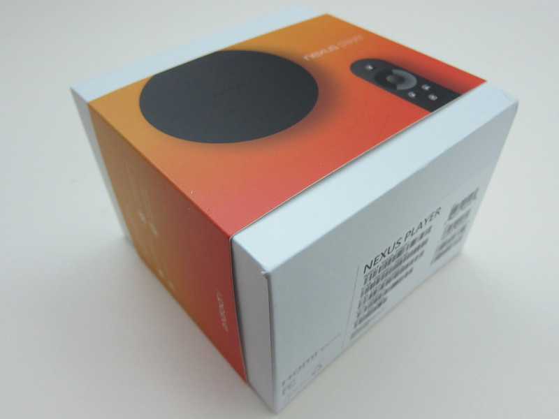 Nexus Player - Box