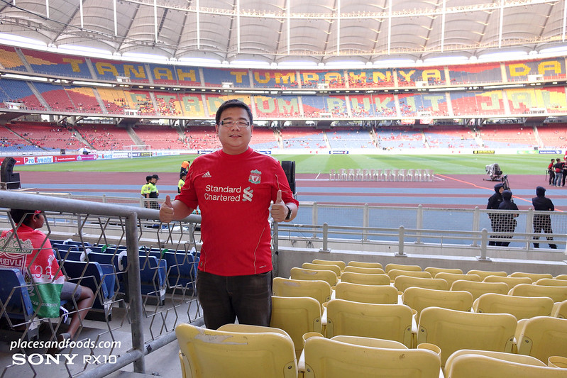 liverpool fc tour 2015 wilson placesandfoods