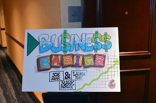 2015 AUSTIN - Breakout - Day 1 - Business Basics
