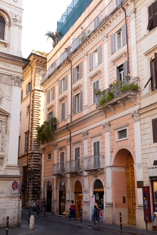 italy travels: rome and amalfi