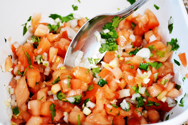 Easy savory Salsa Recipe - Step9