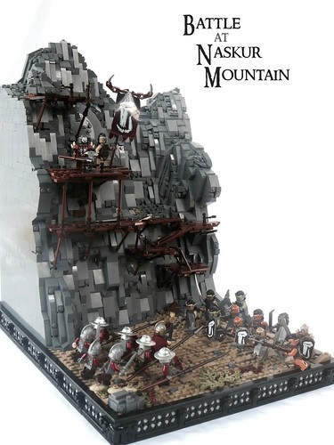 Battle at Naskur Mountain