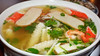 Monday is Pho Day - Seafood Pho in this case