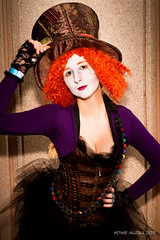 Tampa Bay Comic-Con 2015 Cosplay - ALICE IN WONDERLAND - MAD HATTER