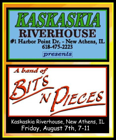 Kaskaskia Riverhouse 8-7-15