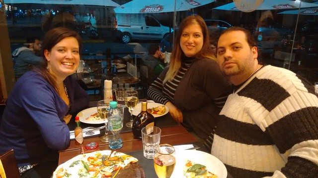 Friends in Buenos Aires, Argentina