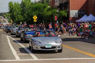 Events in Castle Rock - 2015 DC Fair Parade
