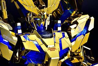黃袍加身 絢爛閃耀 夢幻鋼彈金色機!!!(下篇)
