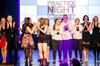 DanceAct Practice Night Christmas 2016 Showcase