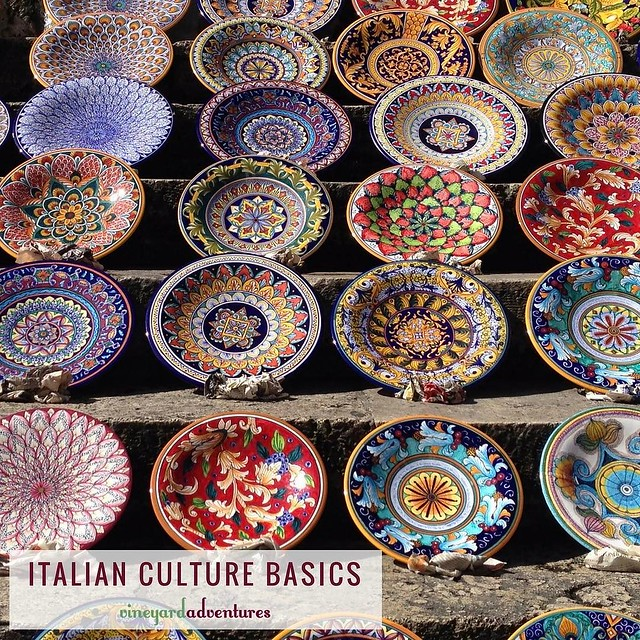 Italian Culture Basics http://bit.ly/2jaQ98a Explore Italian culture with Robbin and Raelinn, from art and architecture to fashion and film. #Italy #Culture #travel #tourism