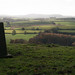 Trigpoint on Gerrard's Hill