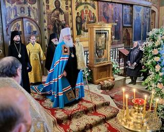 Божественная литургия 665