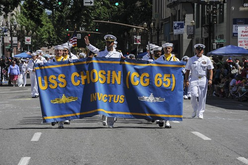 Portland Rose Festival Fleet Week Wraps Up