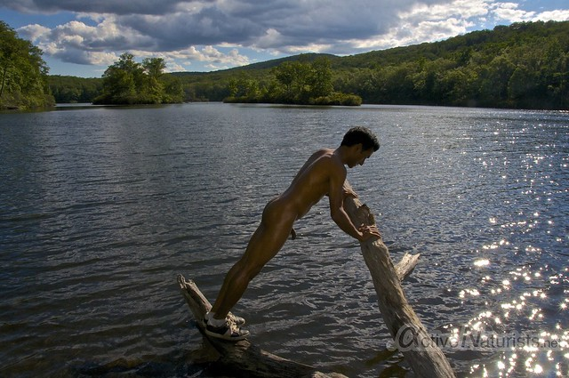 naturist 0023 Harriman State Park, New York, USA