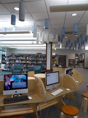 children's space - Koelbel Library