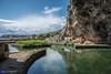 Grottone al mare, terme romane