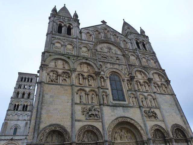 Catedral de San Pedro (Angulema, Francia)