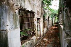 Old Japanese Jail Main Cell Block