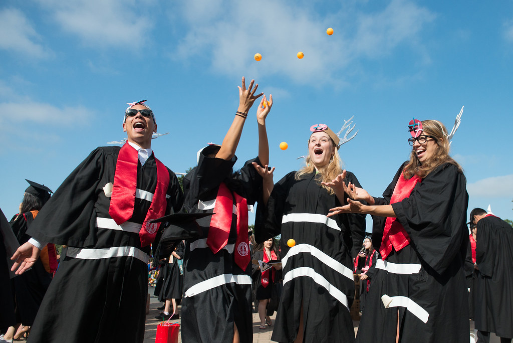 Stanford Commencement Weekend 2015