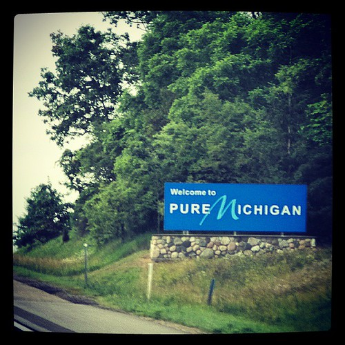 The perfect trip is Pure Michigan... Your trip begins at Michigan.org #Latergram