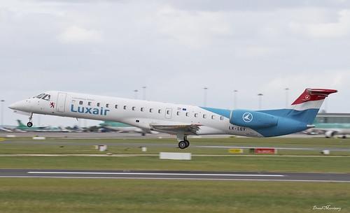 E145 - Embraer ERJ-145LU