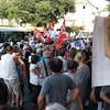 Rassemblement de soutien au peuple grec et au référendum à #Nice - #Grece