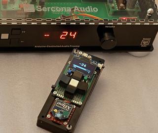 DIY: Arduino xbee remote control, now stays in sync