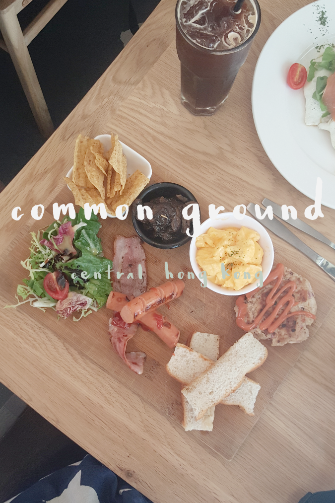 Daisybutter - Hong Kong Lifestyle and Fashion Blog: Common Ground brunch review