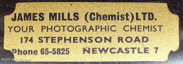 James Mills (Chemist) Ltd.