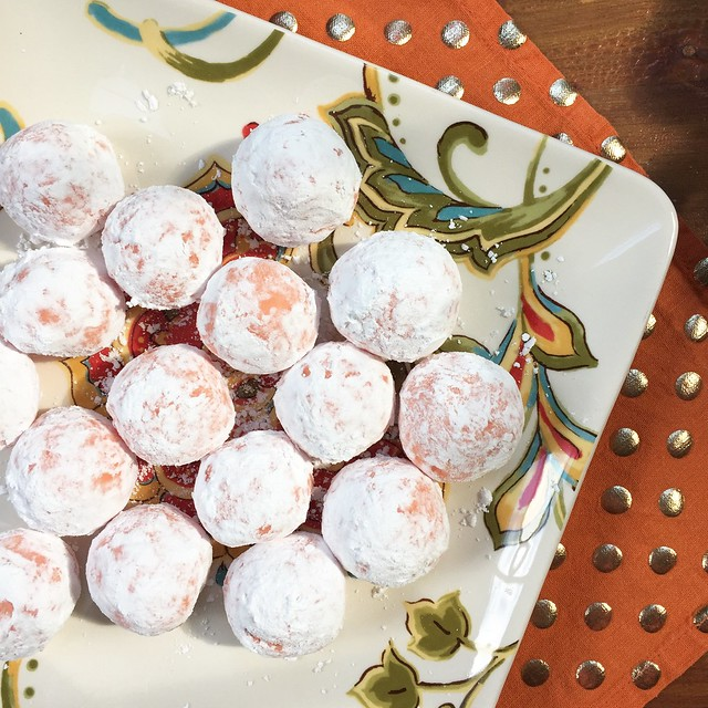Mrs. Fields Secrets Orange Creamsicle Truffles