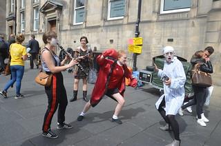 Edinburgh Royal Mile Day 3