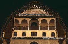 Granada, Alhambra, framing