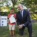 Governor and First Lady Host First National Night Out Event at the Governor's Residence