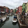 Burano, the Venetian lagoon's version of Tobermory - but not really #Venice #Burano #Italy #canal #water #boats #instascots