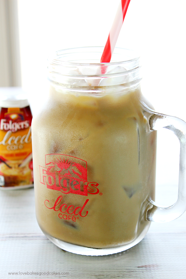 Now you can enjoy a refreshing iced coffee anytime you like. With Folgers Iced Café Coffee Drink Concentrates, it's easy and quick to make iced coffee at home, at work—anywhere you're craving a cool coffeehouse-style drink! #FolgersFridays #ad