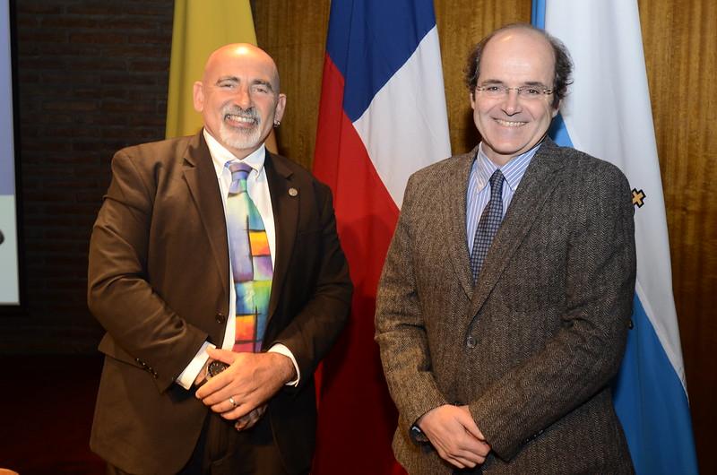 Dylan Wiliam en Chile