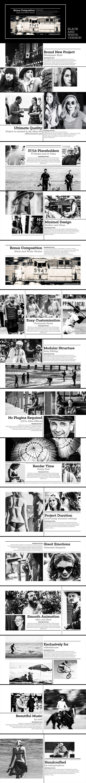 Clean Newspaper Slideshow