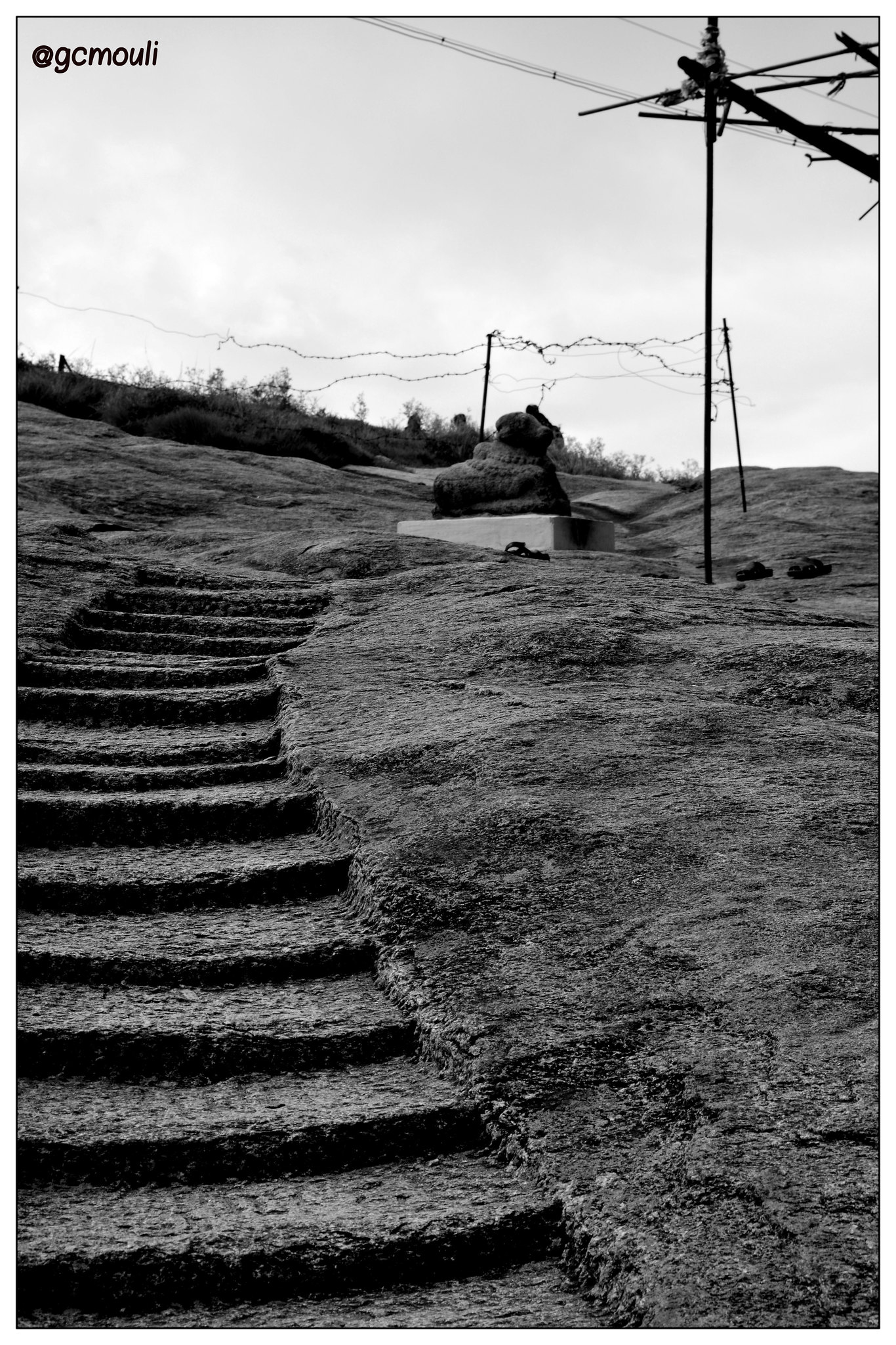 Steps - Nandi Hills