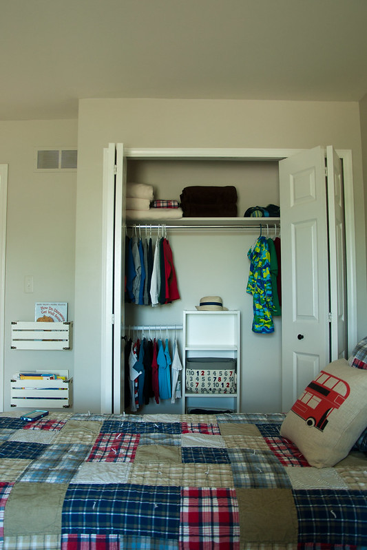 Organize Children's Closets for Easy Mornings
