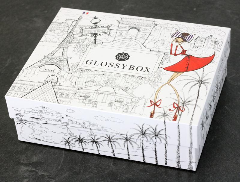glossybox juli 15(1)