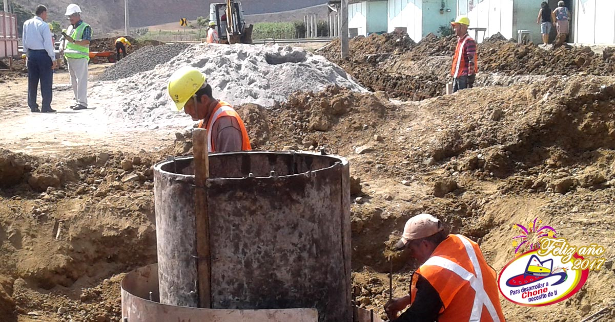 Continúan trabajos en calle Ayacucho con el 40% de avance