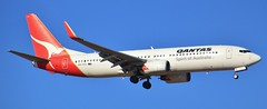VH-VYJ | Qantas | QF601 | BNE - MEL | Boeing 737-838 | Melbourne International Airport | (MEL/YMML)