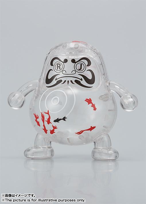 這次的造型充滿日本風情!萬代 「DARUMA CLUB Vol.4」達摩玩具