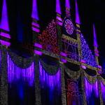 Image de Saks Fifth Avenue. newyear christmas winter manhattan newyork city unitedstatesofamerica usa night lights neon saksfifthavenue