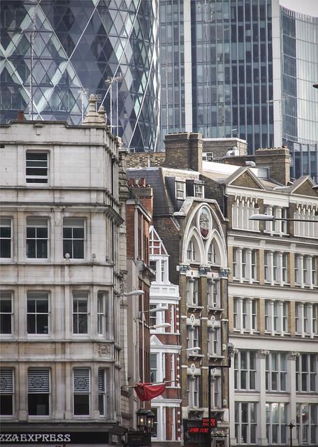 London Street, Liverpool Street