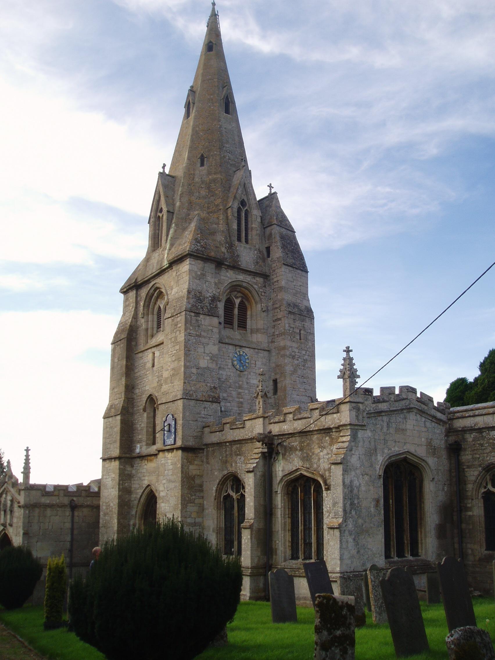Buckminster, St John the Baptist (c) Aidan McRae Thomson